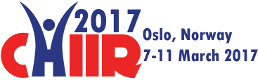 CHIIR 2017 Logo