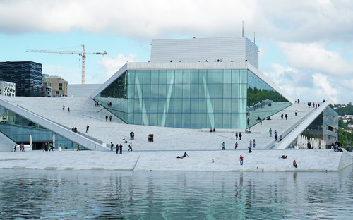 Oslo: The Opera (image)