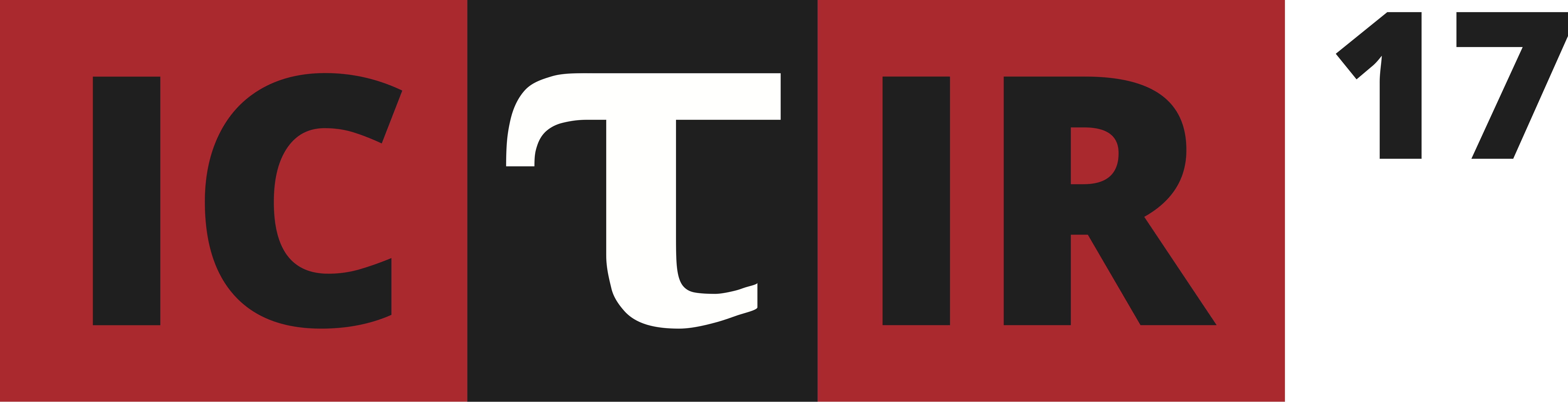ICTIR 2017